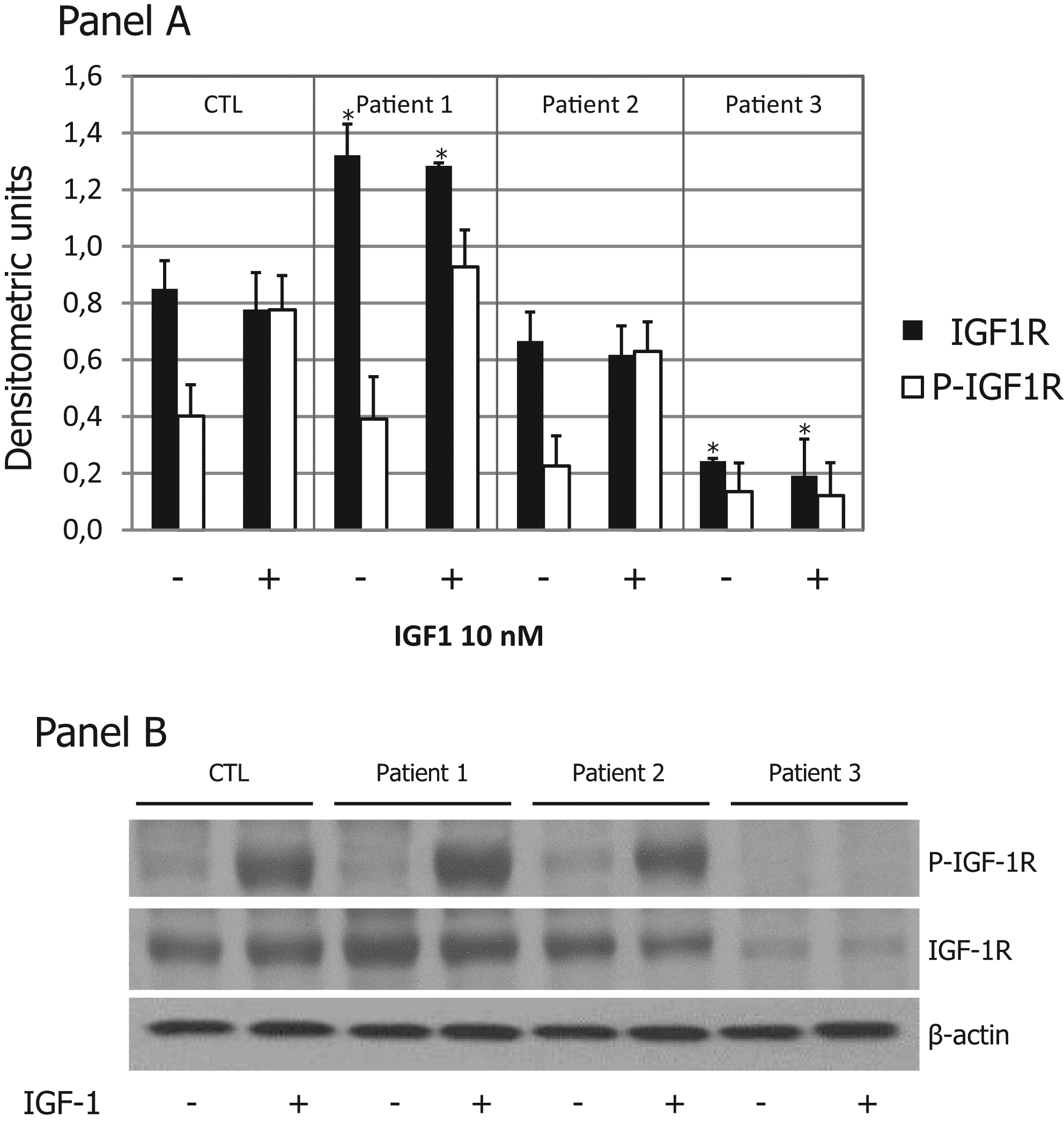 Chromosome 15 structural abnormalities: effect on IGF1R gene
